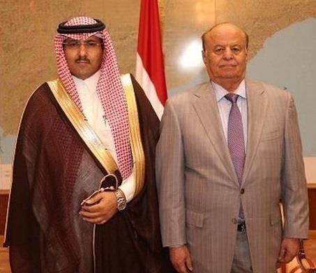 السفير السعودي يشيد بتوجيه الرئيس هادي لتحرير المشتقات النفطية