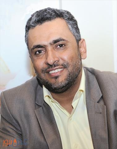 عدنان العديني : نائب إعلامية الإصلاح