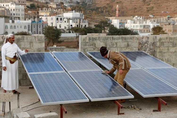 400 ميجاوات من الطاقة الشمسية تنتجها اليمن بمبادرة ذاتية من المواطنين