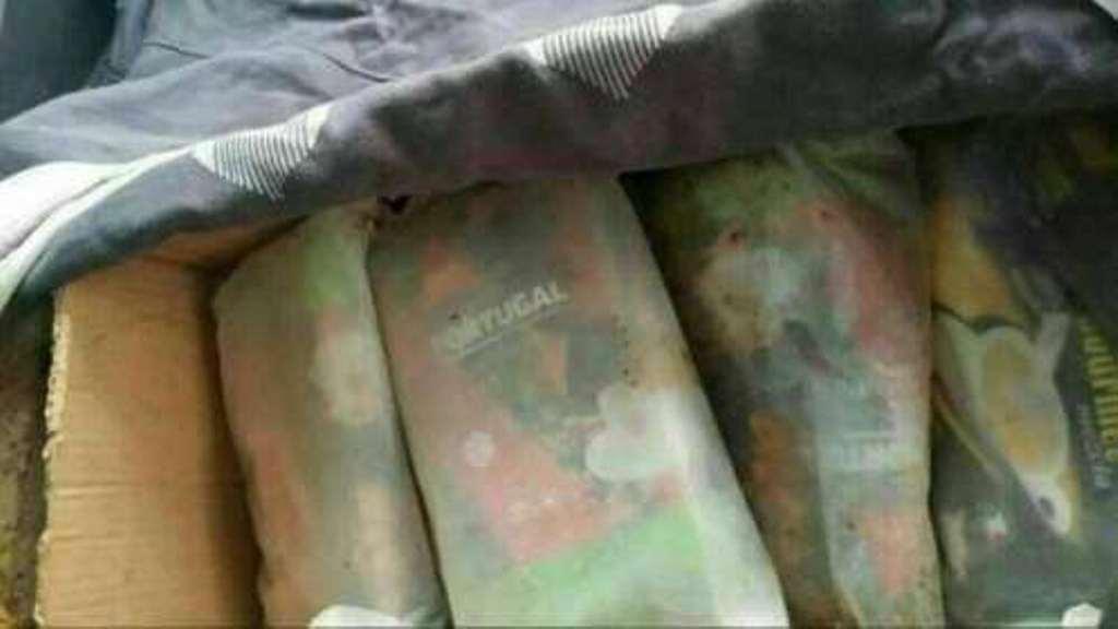"""أمن مأرب يضبط """"86"""" كيلو جرام من المخدرات كانت في طريقها للحوثيين"""