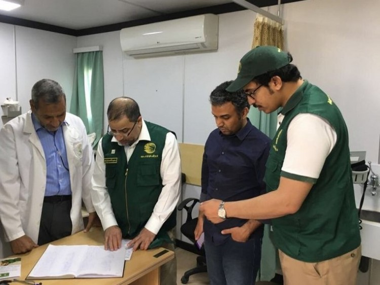 توقيع اتفاقية لتمديد تشغيل الخدمات الطبية في مخيم النازحين اليمنيين بجيبوتي