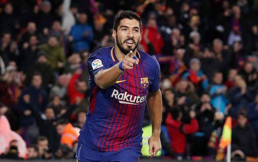 برشلونة يكتفي بهدف وحيد على فالنسيا في ذهاب نصف نهائي كأس الملك
