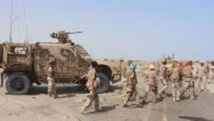 """الجيش الوطني يهاجم """"الجراحي"""" ثالث مديريات الحديدة"""