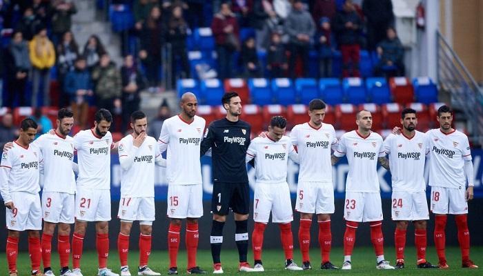 اشبيلية ينتظر برشلونة او فالنسيا في نهائي كأس الملك