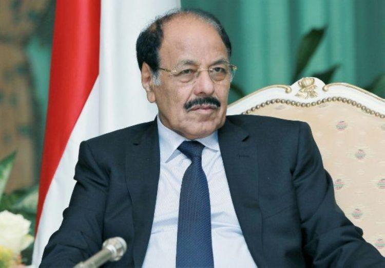 نائب الرئيس : يشيد باتصارات الجيش ويؤكد ان استهداف الحوثي لناقلة النفط السعودية غرب ميناء الحديدة تهديد للملاحة الدولية