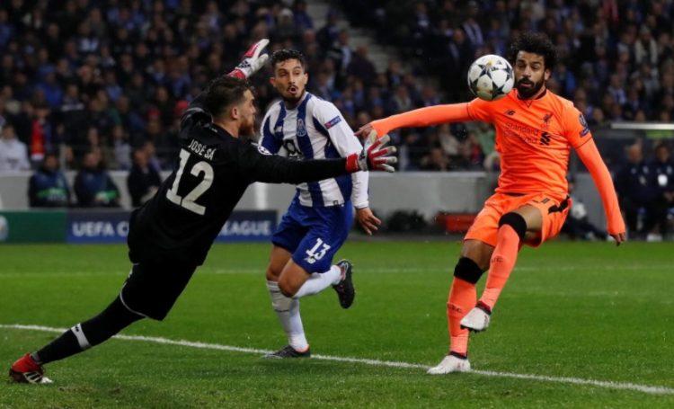 في عرض هجومي ناري ليفربول يسحق بورتو بخماسية في دوري ابطال اوروبا