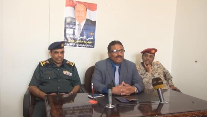 وزير النقل صالح الجبواني يهاجم الامارات ويطالب قيادة الدولة بتصحيح العلاقة معها (فيديو)