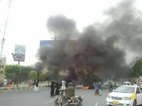 """""""صنعاء"""" ..توقعات بتعجيل سقوط المليشيا بسبب أزمتي الوقود والغاز اللتان تعصفا بالمدينة"""