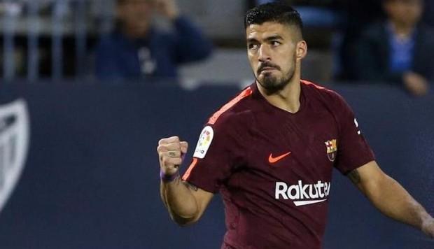 برشلونة يهزم مالاجا ويواصل التحليق بعيداً في الدوري الاسباني