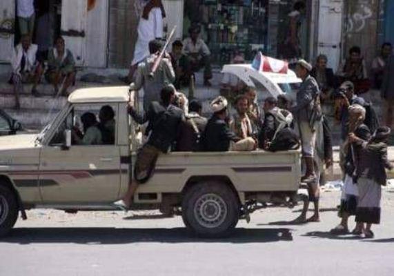سقوط قتلى وجرحى في إشتباكات بين حوثيين ومواطنين بمحافظة إب