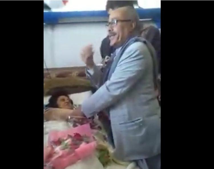 معلومة تُكشف لأول مرة.. شاهد بالفيديو.. قيادي مؤتمري يتهم صالح بقتل عبدالعزيز عبد الغني.