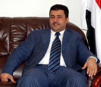 تحية بحجم اليمن للشيخ أحمد العيسي.. الرجل الاول لانجاز منتخبنا الوطني بالتأهل الى نهائيات اسيا 2019