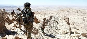 قوات الجيش الوطني تقتحم مواقع للمليشيات في باقم وتسيطر على مرتفعات إستراتيجية