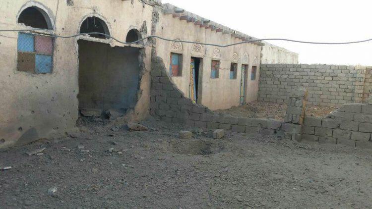 مقتل وإصابة 9 مواطنين بقصف لمليشيا الحوثي على الاحياء السكنية في مدينة حيس بالحديدة