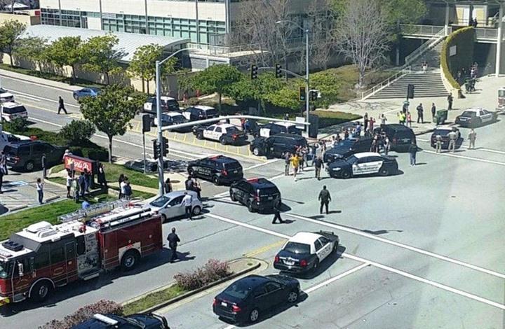 """انتحار  منفذة اطلاق النار داخل شركة """"يوتيوب"""" بكاليفورنيا واصابة 4 بجروح"""