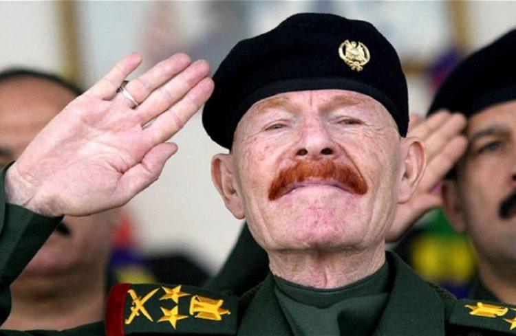 """نائب """"صدام حسين"""" عزت الدوري يظهر في تسجيل جديد.. ماذا قال ومن هدّد؟"""
