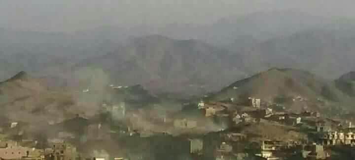تعز : الجيش يحرر مواقع جديدة وعناصر المليشيا تفر من جبهات القتال
