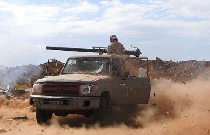 قوات الجيش تزحف باتجاه مديرية كتاف من ثلاثة محاور ومصرع أكثر من 20 حوثيا في صعدة