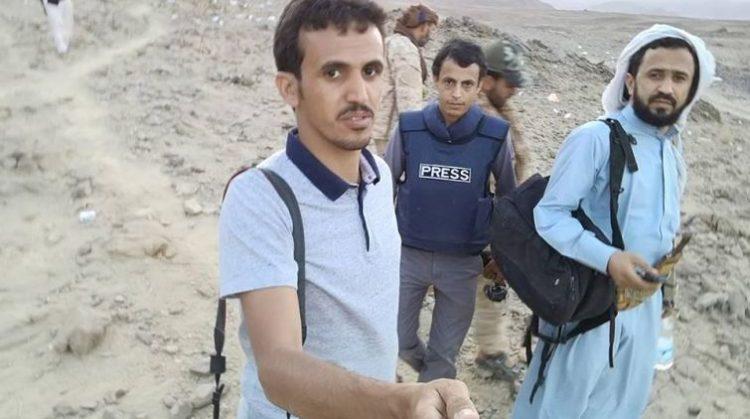 مقتل وإصابة 3 إعلاميين عقب استهداف مليشيا الحوثي لهم أثناء تغطيتهم المعارك في جبهة قانية