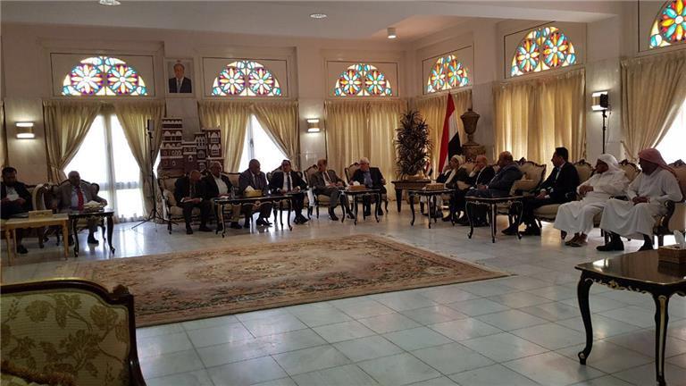 قيادات ومكونات الاحزاب السياسية تؤكد دعمها لجهود المبعوث الاممي الجديد الى اليمن