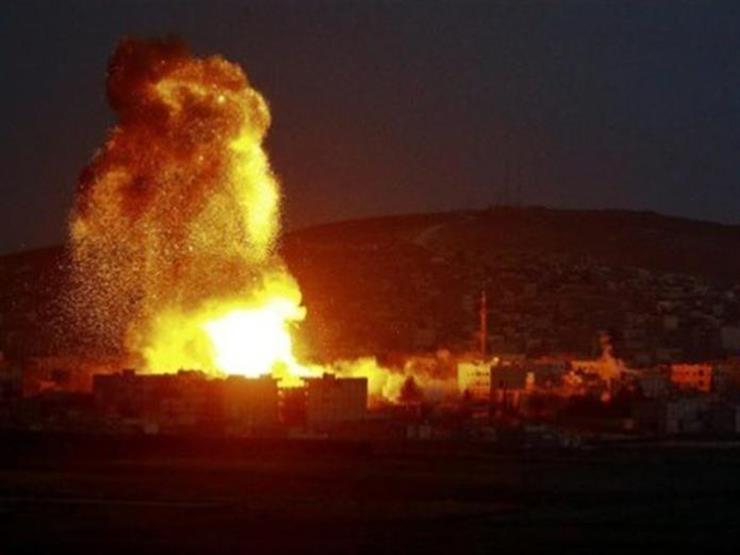 عاجل.. أمريكا تبدأ بإستهداف دمشق بقصف جوي على مواقع نظام الاسد