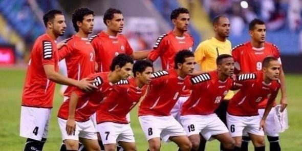المنتخب اليمني يقفز 15 مركزاً في تصنيف الفيفا العالمي