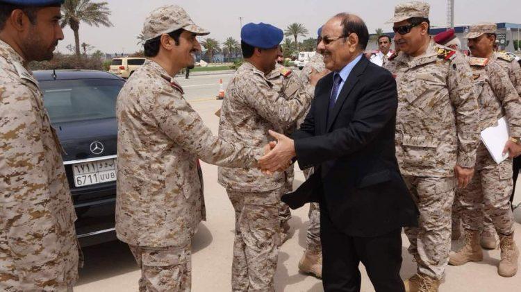 """""""الاحمر"""" يصل """"الظهران"""" السعودية لحضور فعاليات تمرين درع الخليج المشترك 1"""