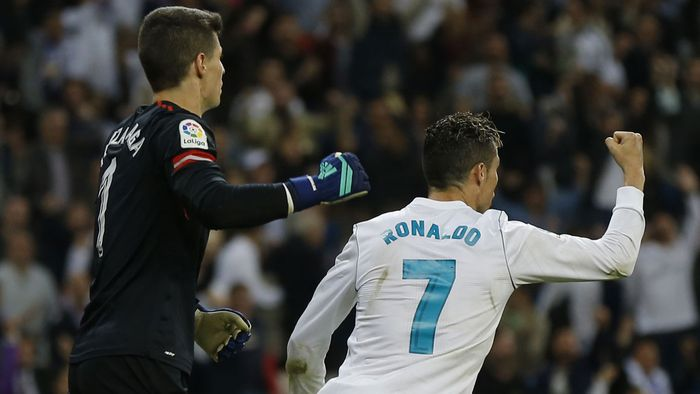 نتيجة سيئة لريال مدريد وهدف رائع لرونالدو اما اتلتيك بلباو