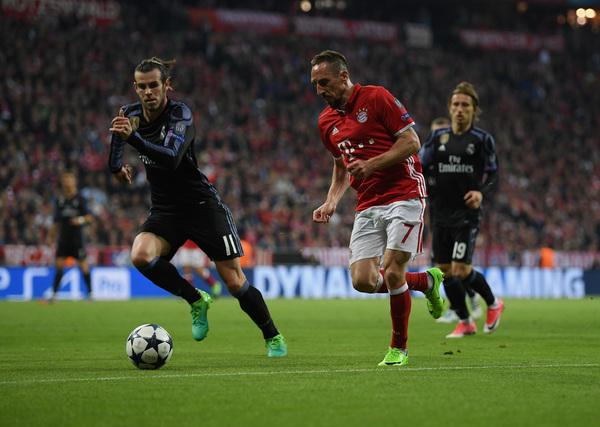 هذه هي تشكيلة مباراة بايرن ميونخ وريال مدريد في نصف نهائي دوري ابطال اوروبا