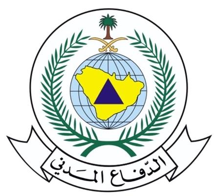 الدفاع المدني السعودي: إصابة امرأة إثر شظايا مقذوف أطلقته المليشيات على نجران