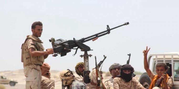 قوات الجيش الوطني تسيطر على مواقع جديدة في الراهدة شرقي تعز وتقطع إمداد المليشيات