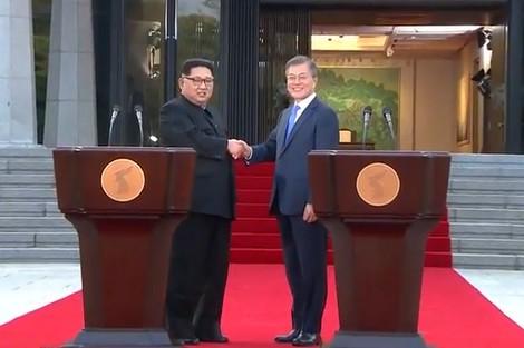 بعد 65 سنة من العداء .. اتفاق تاريخي بين كوريا الجنوبية والشمالية