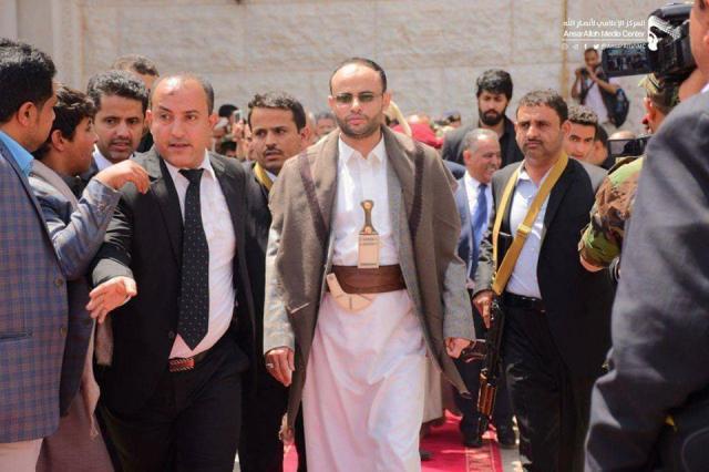 """"""" انا لست الصماد"""".. المشاط يهدد قبائل طوق صنعاء"""