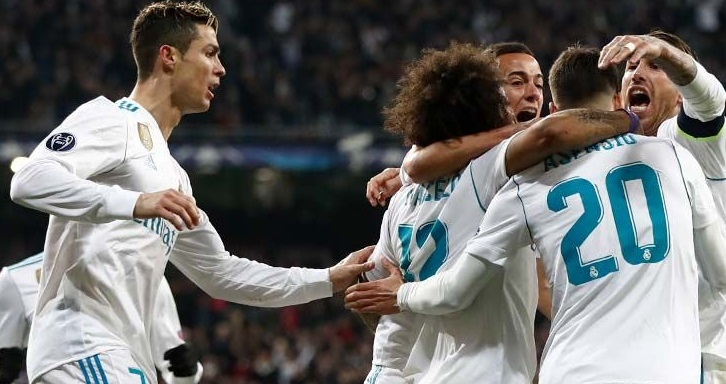 تعرف على تشكيلة ريال مدريد أمام بايرن ميونخ في اياب نصف نهائي دوري ابطال اوروبا