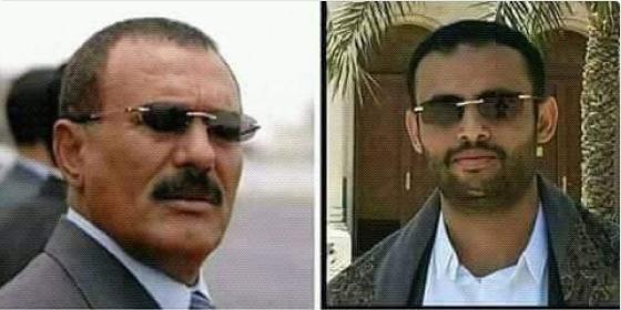 """هذ ما سرقه رئيس المجلس السياسي للحوثيين """"مهدي المشاط"""" من الرئيس المخلوع الراحل علي عبد الله صالح بعد موته!"""