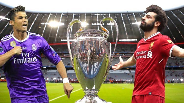 موعد نهائي دوري ابطال اوروبا بين ريال مدريد وليفربول