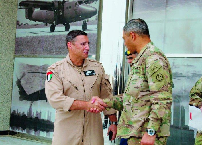 موقع أمريكي يكشف اعتماد أبوظبي على المرتزقة لتدريب وتجهيز جيشها