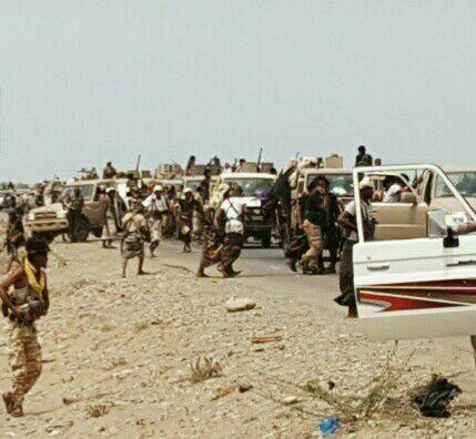 قوات الجيش الوطني تطلق عملية تحرير كبيرة في الساحل الغربي