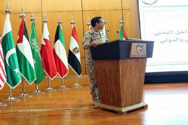 المتحدث باسم التحالف: قيادات وعناصر المليشيات أهداف عسكرية مشروعة