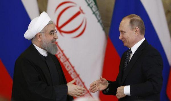 ايران تجلب إلى موسكو عقودا بمليارات