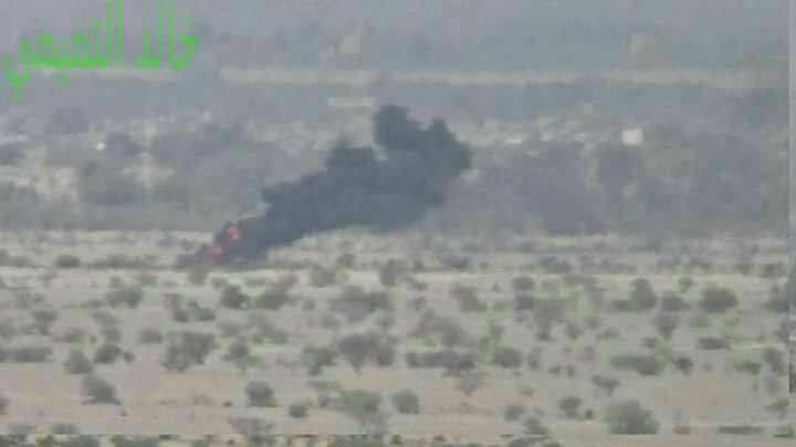 الجيش الوطني يحرز تقدماً في جبهة حام بمحافظة الجوف تزامناً مع معارك عنيفة في المصلوب