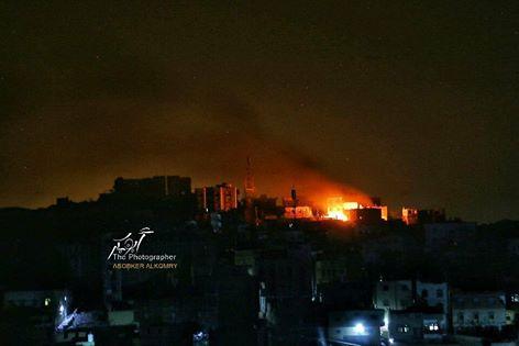 تعز.. ثلاثة انفجارات تهز المدينة ومصادر عسكرية تكشف السبب