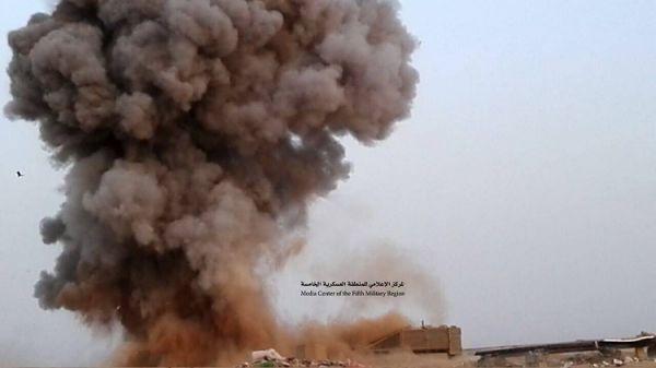 مصرع 18 حوثيا في ميدي والجيش الوطني يحرر عدة مباني في المدينة