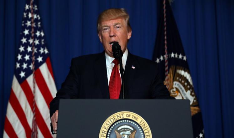 لبحث مدى التزمها بالاتفاق ..ترمب يأمر بمراجعة الاتفاق النووي مع إيران
