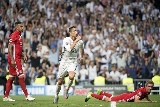 في مباراة مجنونة .. ريال مدريد يتأهل إلى نصف نهائي دوري ابطال اوروبا على حساب بايرن ميونخ