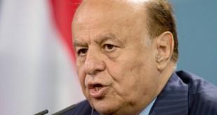 الرئيس هادي وقرارات الحزم والعزم