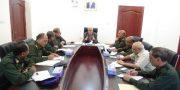 عدن: وزير الداخلية يرأس اجتماع لمناقشة الاوضاع الامنية في المحافظات المحررة