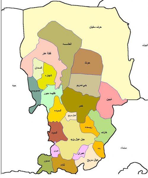 قطعة ارض تتسبب في اندلاع مواجهات عنيفة بمحافظة عمران