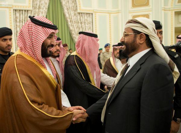 """ولي ولي العهد السعودي: """"اليمن العمق الاستراتيجي للأمة العربية"""""""