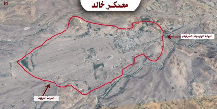 قوات الجيش اليمني تواصل تقدمها في معسكر خالد